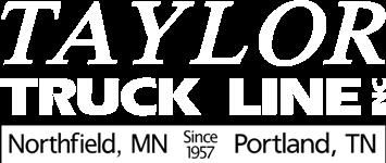Taylor Truck Line INC